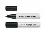 Black Medium Pilot Pintor Paint Marker